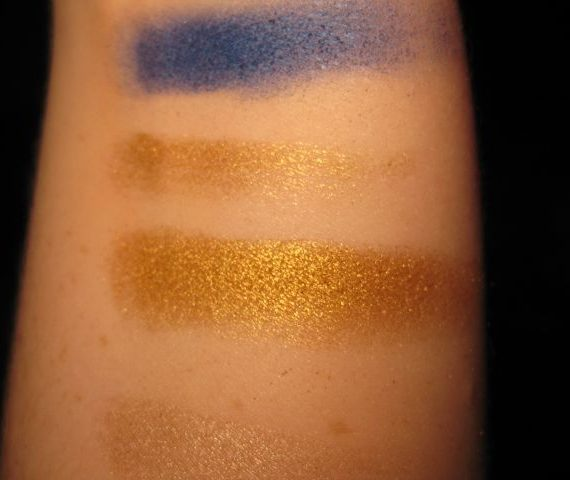 Deluxe Eyeshadow – Honey