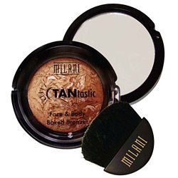 TANtastic-face & body bronzer 01