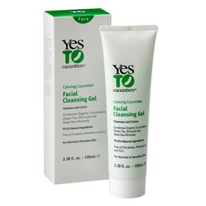 Yes to Cucumbers Calming Facial Cleansing Gel