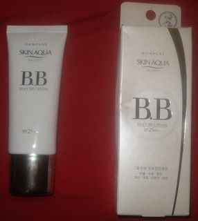Mentholatum – Sun Play Skin Aqua BB Cream SPF 25 PA++