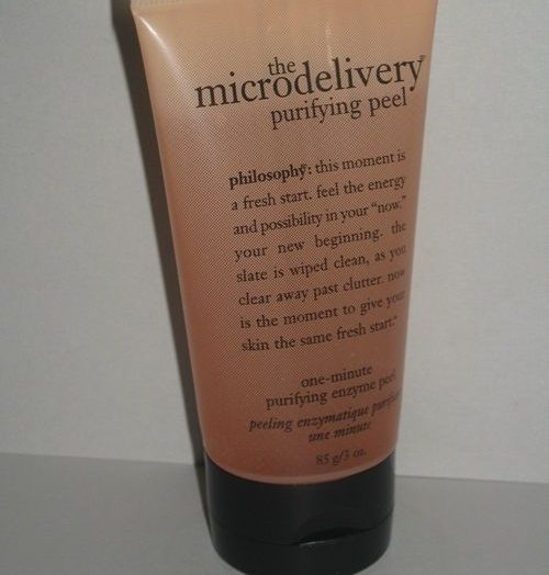 The Microdelivery Purifying Peel