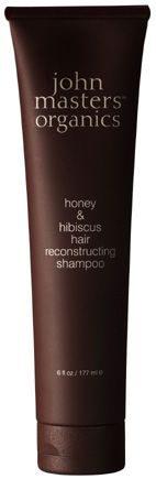 Honey and Hibiscus Hair  Reconstructing shampoo