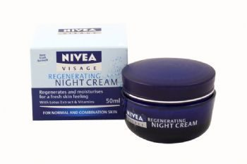 Nivea – Nivea Visage Regenerating Night Cream for dry/sensitive skin
