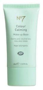 """No 7 """"Colour Calming"""" Make-up Base"""