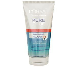 Pure Zone Deep Exfoliating Gel Wash