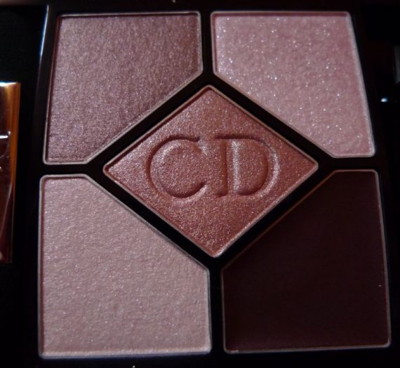 5 Couleurs Designer All-In-One Artistry Palette – Nude Pink Design 508
