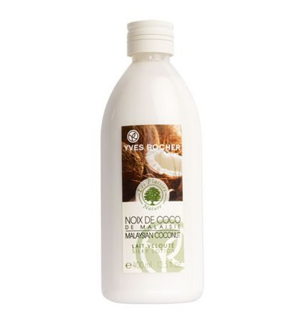 Lait Veloute Silky Body Lotion in Coconut