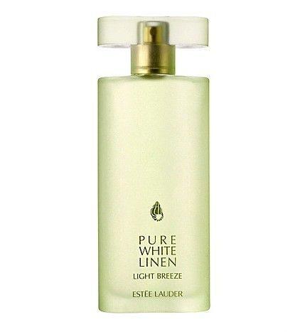 Pure White Linen Light Breeze