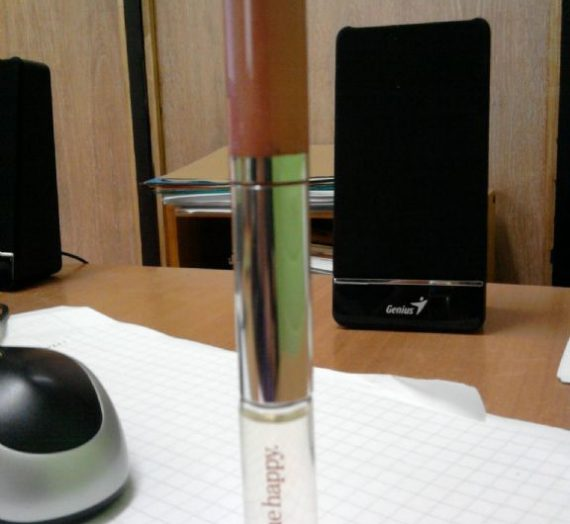 Long Last Glosswear SPF 15 in Guavagold