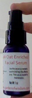 Oat Enriched Facial Serum
