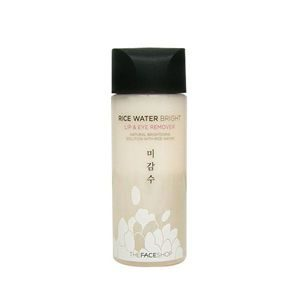 Rice Water Eye and Lip Makeup Remover