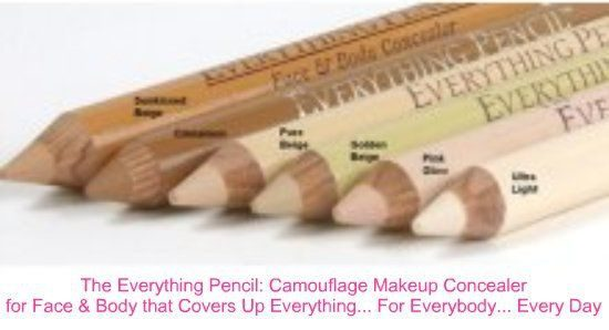 Judith August Corrective Cosmetics Everything Pencil
