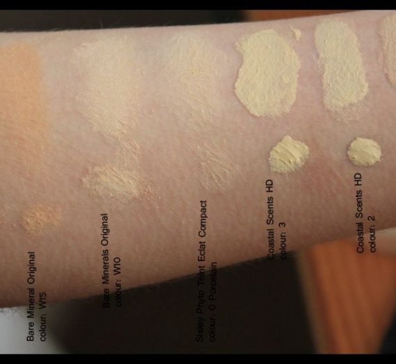 Phyto-teint perfect compact foundation