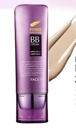 Power Perfection BB Cream