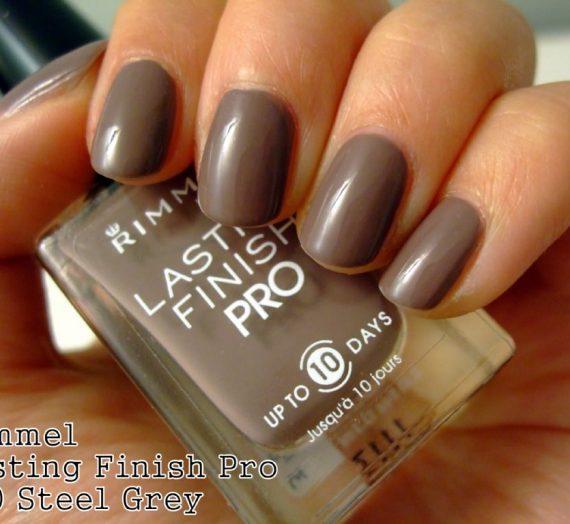 Lasting Finish Pro – Steel Grey