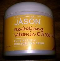 5000 I.U. Vitamin E Revitalizing Moisturizing Creme