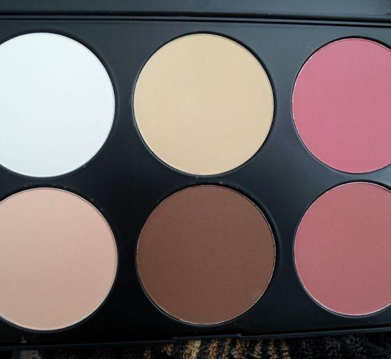 Contour & Blush Palette