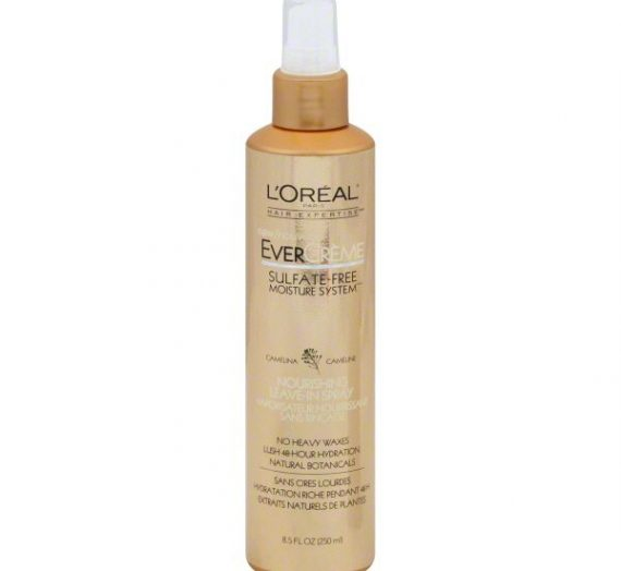 EverCreme Nourishing Leave In Spray