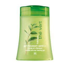 Fraicheur Vegetale – Green Tea Revitalizing Body Wash
