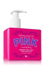 Drenched in PINK Sweet & Flirty Supersoft Body Lotion
