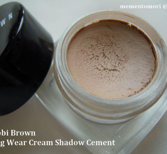 Long Wear Cream Eye Shadow in Cement