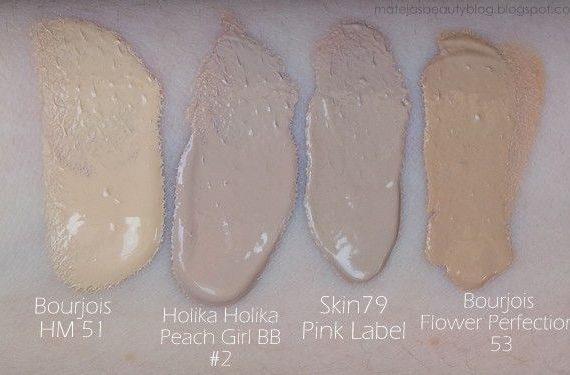 Peach Girl BB Cream