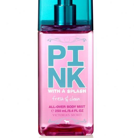 Pink with a Splash FRESH & CLEAN