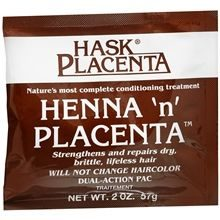 Henna n' Placenta Conditioning Treatment