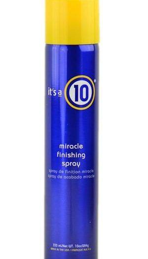 Miracle Finishing Spray