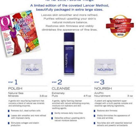LANCERx Dermatology – AM/PM Nourishment Cream