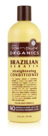 Originals Brazilian Keratin Straightening Conditioner