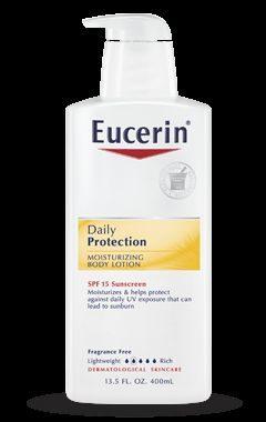 Everyday Protection Body Lotion UVA & UVB Spf 15