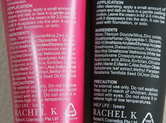 Rachel K – CC Cream Blemish Balm: Mineral Color Control