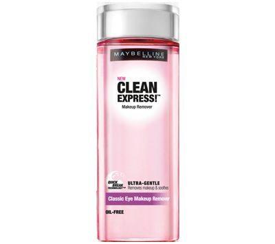 Clean Express! Waterproof Eye Makeup Remover