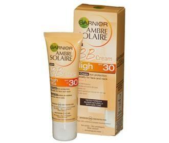 Garnier Ambre Solaire BB Cream SPF 30