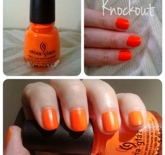 Orange Knockout