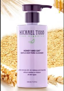 Honey and Oat Cleanser