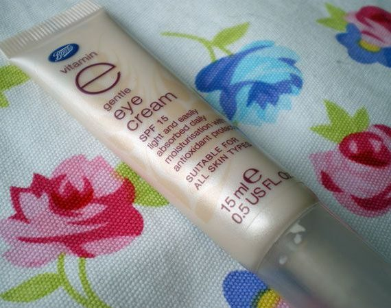 Vitamin E Gentle Eye Cream