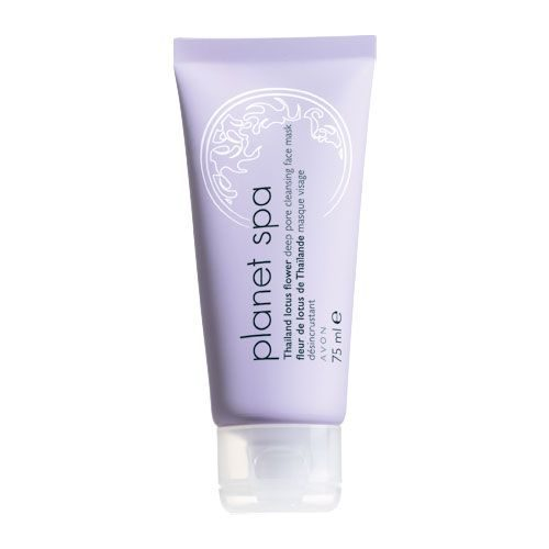 Planet Spa Thailand lotus flower deep pore cleansing face mask