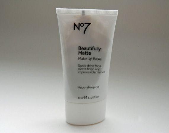 No7 Shine Free Make-Up Base