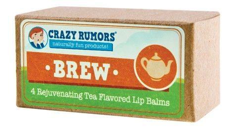 Crazy Rumors Brew tea Balm Tea Lovers Collection