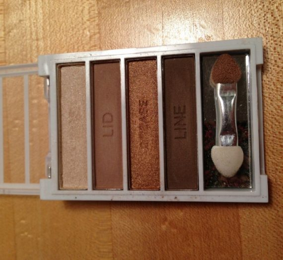 Flawless Eyeshadow- Beautiful Browns