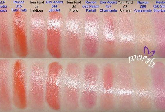 Lip Color Shine 09 Insidious