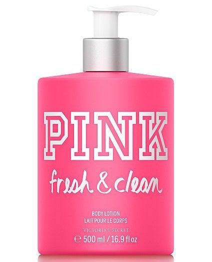 Drenched in Pink Fresh & Clean Supersoft Body Lotion
