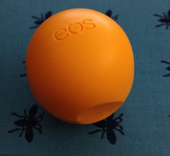 Lip Balm sphere -medicated tangerine