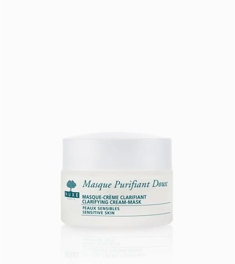 Clarifying Cream-Mask With Rose Petals
