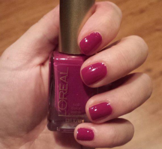 Colour Riche Nail Polish Violet Vixen