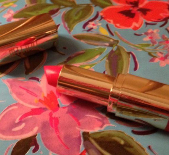 Color Statement Lipstick – Flamingo Pose