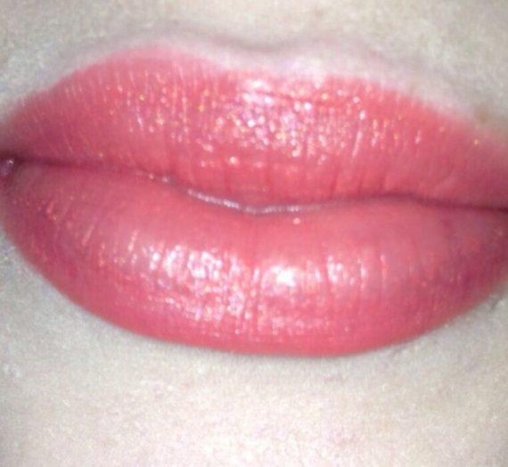 Super Lustrous Creme Lipstick – Coralberry