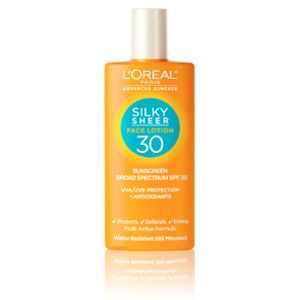 Advanced Suncare Silky Sheer Face Lotion 30